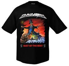 Gamma Ray: Best Of The Best 25 Years (2015) Tour T-Shirt Größe / Size XL NEU!