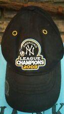 New York Yankees 2003 American League Champions 100 Anniversary baseball Cap  Hat 15e1c1898fc6