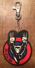 X-Men Wolverine Year 2000 Rubber Keychain