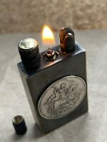 Vintage Petrol Lighter Handmade Steampunk USSR WW2