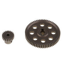 64T 21T Motor Zahnräder Differentialgetriebe Ersatzteile für 1:10 RC Auto