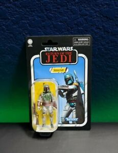 """Star Wars Vintage Collection BOBA FETT 3.75"""" Return of the Jedi VC186 IN STOCK"""