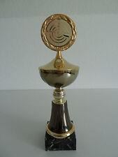 Pokal Wanderpokal Gewehr Schiessen Schützen Sport Farben Silber Gold schwarz