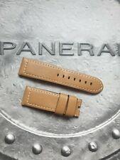 Genuine OEM Breitling nera pelle di vitello Tang fibbia cinturino Pin 24-20 mm 441X