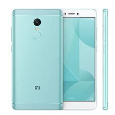Xiaomi REDMI Note 4x 32gb Green 4g LTE Unlocked AU Phone