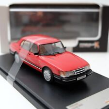 SAAB 900I 1987 RED PREMIUM X PRXD449 1/43 ROSSO ROT ROUGE STREET MODEL LHD