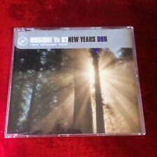 Musique Vs U2 – New Years Dub cd single