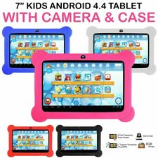7 Inch Kids Tablet PC 8GB Android Pad Quad Core Wifi Camera Children Gif pf