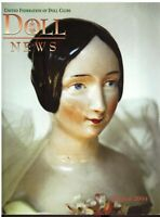 Doll News≈Official Journal of United Federation of Doll Clubs ≈Winter 2004