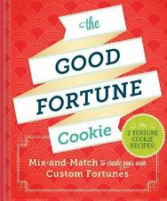 The Good Fortune Cookie: Mix-and-Match to Create Your Own Custom Fortunes