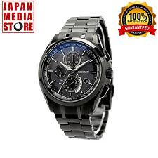 Citizen Attesa AT8044-56E Eco-Drive Atomic Radio Watch - 100% Genuine JAPAN