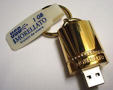PORTACHIAVI MORELLATO CON  USB 1GB SD2901   (LISTINO 98€)