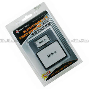 GGS Optical Glass LCD Screen Protector For Nikon D90