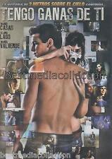 SEALED - Tengo Ganas De Ti DVD NEW 2012 Maria Malverde Mario Casas BRAND NEW