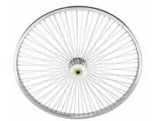 "LOW RIDER LOWRIDER BIKE tricycle 26"" 72 Spoke Hollow-Hub Wheel 14G Chrome"