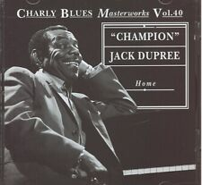 Champion Jack Dupree - Home - 1993 UK Import CD