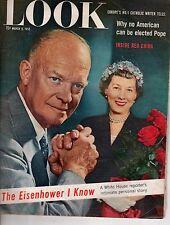 1955 LOOK March 8-Montreal Hockey;Unitarianism;Nanette Fabray;Steve Nagy Bowling
