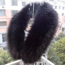 Fashion Faux Fur Scarf Winter Women Shawl Fake Fur Collar Scarf Wrap Scarf BFE