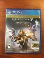 Destiny The Taken King Legendary Edition Playstation 4 PS4 Video Game Complete