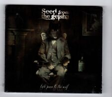 (IA558) Seed From The Geisha, Talk Peace To The Wolf - 2011 sealed CD