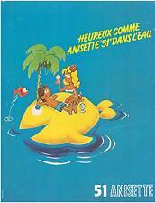 ▬► PUBLICITE ADVERTISING AD 51 Anisette