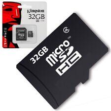 Carte Mémoire Micro SD 32 Go classe 4 Pour Samsung Tablette Galaxy TAB 4 10.1