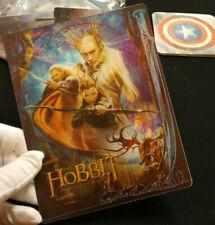 THE HOBBIT 2 - Multi Image 3D Lenticular Magnet Cover FOR bluray steelbook