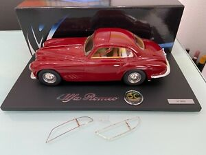 Alfa Romeo 6C 2500 SS Villa d´Este 1951 Alfa Red limited in 1:18