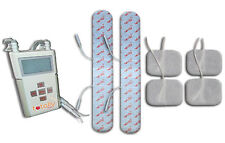 TENS MACHINE FOR BACK PAIN RELIEF POWERFUL DIGITAL DEVICE WITH BACK ELECTRODES