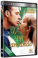 Te Sigo Amando (I Will Always Love You) (DVD, 2006, 2-Disc Set), New, UPC cut,
