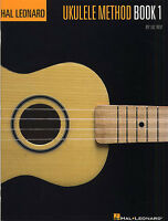 Hal Leonard Ukulele Method: Book 1 Ukulele Sheet Music Instrumental Tutor