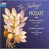 Wolfgang Amadeus Mozart - Mozart: String Quartet in A K464; Clarinet Quintet (19