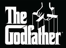 The Godfather metal sign  400mm x 300mm  (fd)    REDUCED