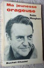 rare 1974 ROBIN MAUGHAM : MA JEUNESSE ORAGEUSE