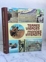Tierras Vírgenes Mundos Prohibido El Alto Libro Las Explorers 1978