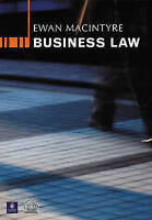 (Good)-Business Law: A Developed Text (Paperback)-Ewan MacIntyre-0273643711