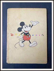 ⭐ LE AVVENTURE DI TOPOLINO - Frassinelli Disney - 1933 - DISNEYANA.IT ⭐