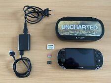 Sony PS Vita 3.60 Henkaku Enso + SD2Vita 128Go + Jeux