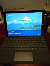 Surface Pro 3 Tablet i5 4300U 1.9GHz 8GB RAM 256GB SSD Cover Bundle WiFi issue
