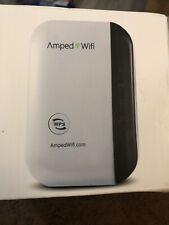 Amped Wifi Wireless Repeater.... NEW(open box)