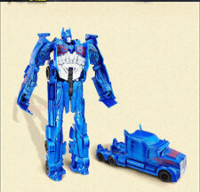 Transformers Movie 5 The Last Knight Titan SERIES OPTIMUS PRIME Gift Robot