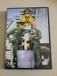 Men At Work (DVD, 2003)