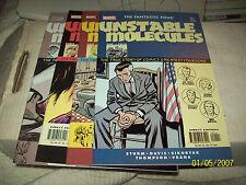 Fantastic Four - Unstable Molecules #1-4 (Complete Mini-Series)
