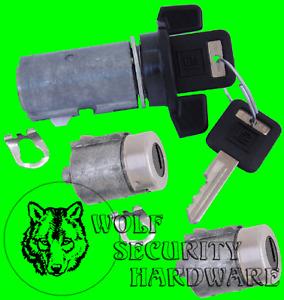Chevy GMC C K Pickup 88-94 OEM Ignition Switch Cylinder & Door Lock Set 2 Keys