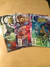 Convergence full run 1-2 (Justice League, America, International) 6 total Nm-