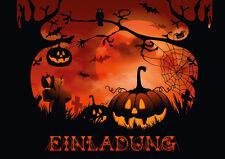 Halloween Einladungskarten Und Schreibwaren Für Besondere Anlässe ...