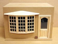 1:12th Dolls House Display Made Up Room Shop Shadow Box With A Removable Front C