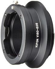 Kipon Leica Visoflex Mount Lens to Canon EOS Mount Camera Body Adapter US Seller