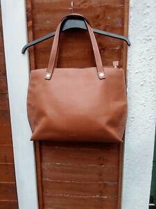 Large Tan FIORELLI Shopper Tote Bag