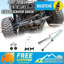 "Bilstein 5160 Series Front Shock Absorber for 3.5-5"" Lift 07-18 Jeep Wrangler JK"
